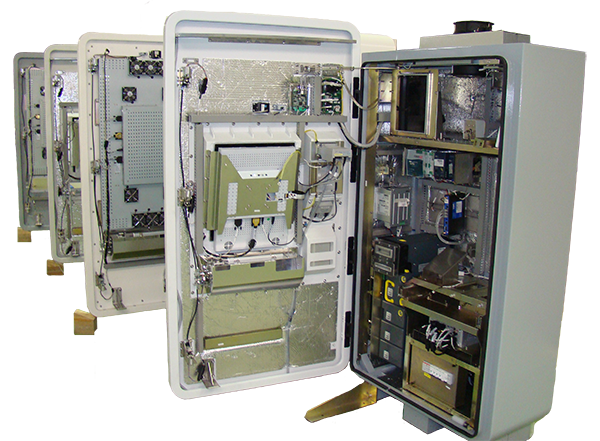 montaje de equipos electromecánicos